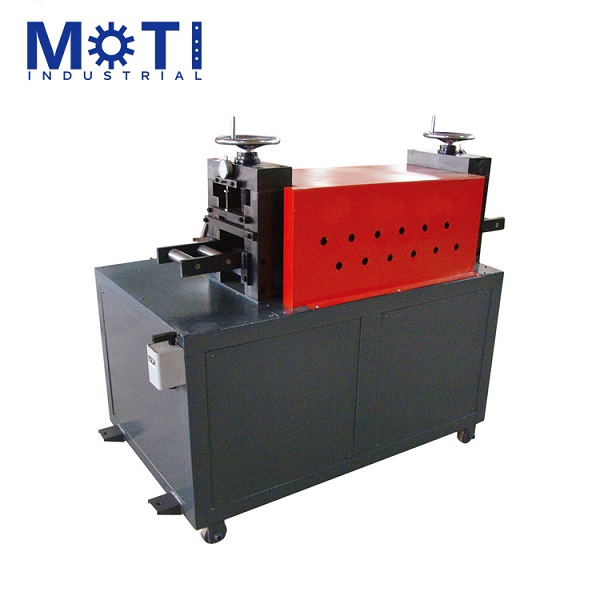 MOTI-160XP Copper Busbar Straightener Machine